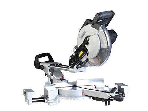 DOIT 15-Amp 10-Inch Sliding Single-Bevel Compound Miter Saw, Equipped with LED Work Light