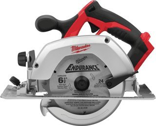 M18 Cordless Lithium-Ion 6-1/2' Circular Saw - 2630-20 - ( MILWAUKEE ) - BARE TOOL