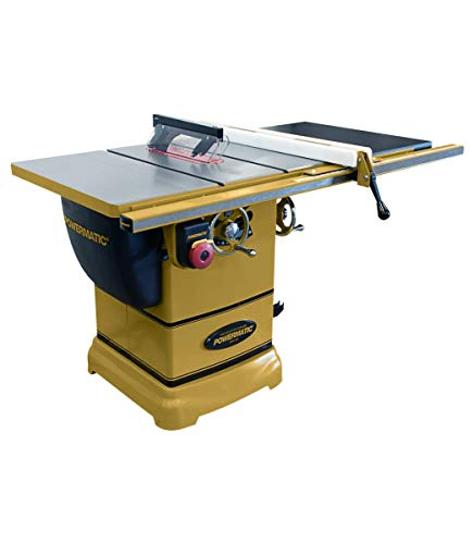 "Powermatic PM1000 10"" Table Saw with 30"" Accu-Fence System (1791000K)"