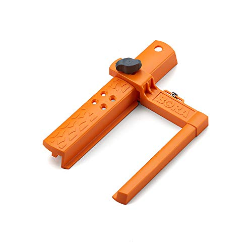 Bora Jigsaw Guide For WTX or NGX Clamp Edge. Use for making Straight Cuts & As A Steady Guide for your Jigsaw -542009