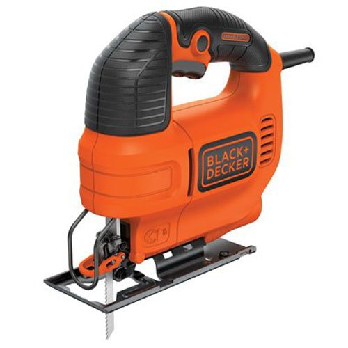 BLACK+DECKER Jig Saw, 4.5 -Amp (BDEJS300C)