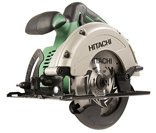 Hitachi C18DGLP4 18V Cordless Lithium-Ion 6-1/2' Circular Saw with Lifetime Tool Warranty (Tool Only, No Battery)