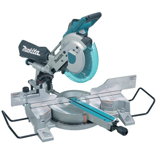 Makita LS1016L 10-Inch Dual Slide Compound Miter Saw with Laser