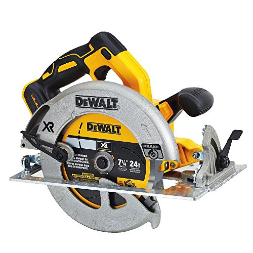DEWALT 20V MAX 7-1/4-Inch Circular Saw with Brake, Tool Only (DCS570B)