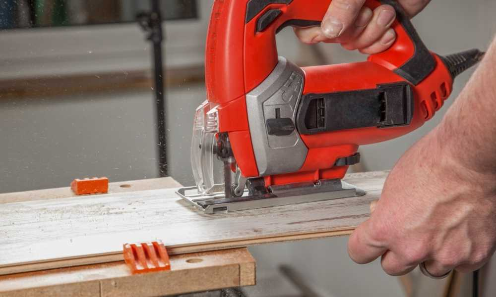 Black & Decker BDCJS20B Jig Saw Review