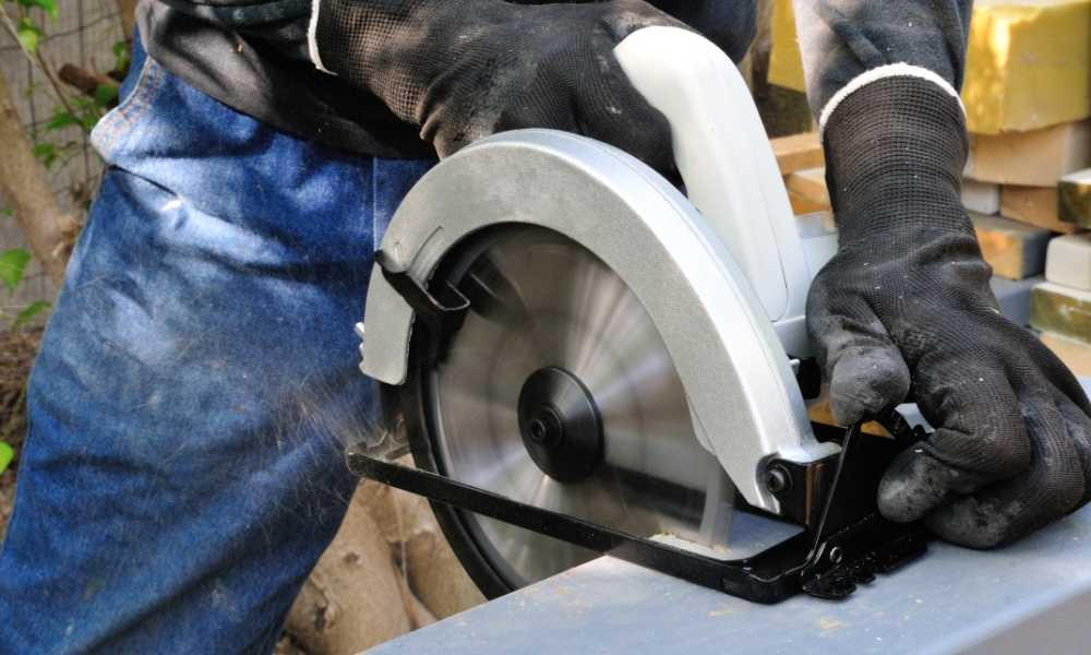Using Your Dremel to Sharpen a Circular Saw